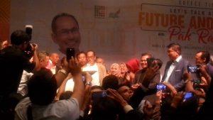 Dato Radzi tokoh pengusaha sukses K-Link Indonesia