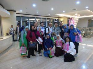 Tokoh pengusaha sukses K-Link Indonesia
