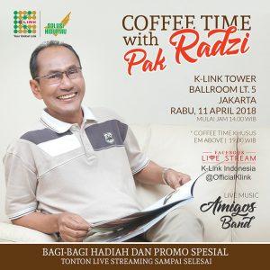 Dato Radzi Saleh Tokoh Pengusaha Sukses KLink Indonesia