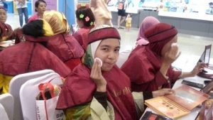 Road to 1000 Bunda Kemilau Wajah Bunda Indonesia