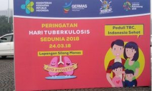 Hari Tuberkulosis Sedunia 2018