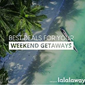 staycation mewah dan murah ala lalalaway