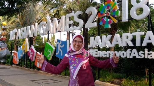 Percantik Infrastruktur untuk Asian Games 2018