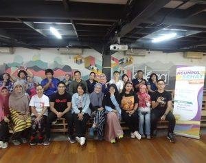 Sambut Asian Games 2018 bersama kalistenik