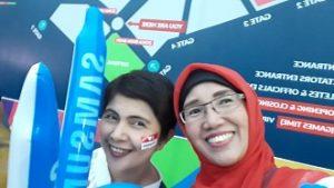 Menangkap euforia Asian Games 2018 dengan Samsung