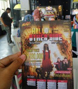 The Sacred Riana show di MAPS, Malaysia