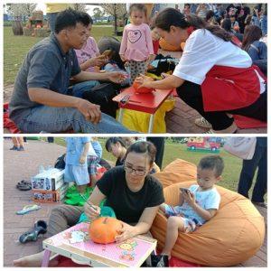 Pumpkin Festival di One Parc Puri